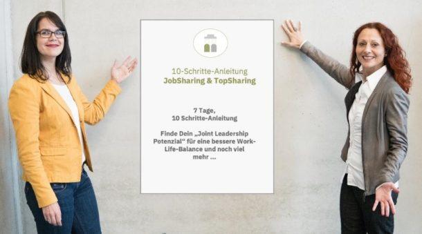 10 Schritte Anleitung für JobSharing und TopSharing